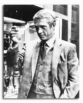 (SS201123) Steve McQueen  The Thomas Crown Affair Movie Photo