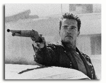(SS211614) Arnold Schwarzenegger  Terminator 2: Judgment Day Movie Photo