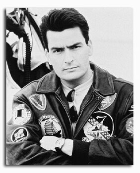 (SS213759) Charlie Sheen  Hot Shots! Movie Photo