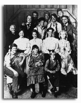 (SS215709) Cast   Little House on the Prairie Television Photo