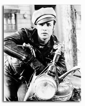 (SS217373) Marlon Brando  The Wild One Movie Photo