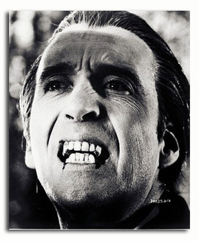 (SS223483) Christopher Lee  Dracula A.D. 1972 Movie Photo