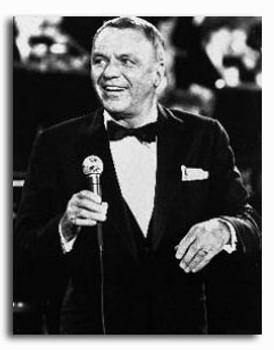 (SS239057) Frank Sinatra Music Photo