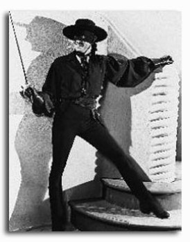 (SS241046) Tyrone Power  The Mark of Zorro Movie Photo