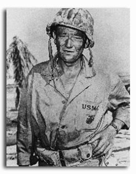 (SS243633) John Wayne  Sands of Iwo Jima Movie Photo