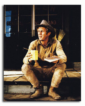 (SS293826) Steve McQueen  Nevada Smith Movie Photo