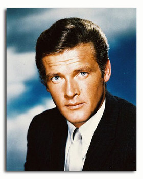(SS300430) Roger Moore  The Saint Movie Photo
