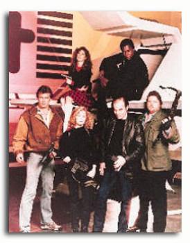 (SS307047) Cast   V Television Photo