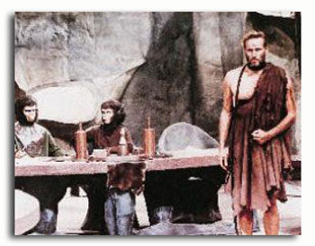 (SS329602) Cast   Planet of the Apes Television Photo