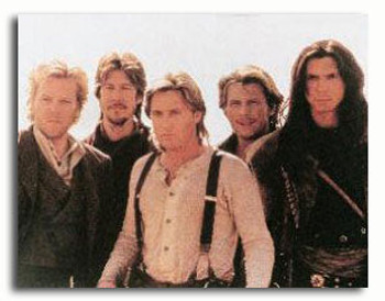(SS340054) Cast   Young Guns II Movie Photo