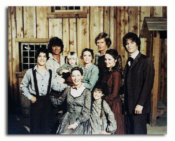 (SS368173) Cast   Little House on the Prairie Television Photo