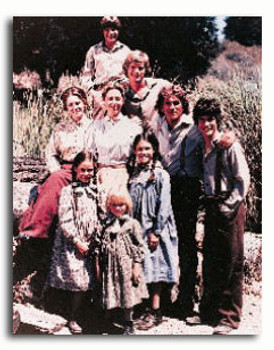 (SS371605) Cast   Little House on the Prairie Television Photo
