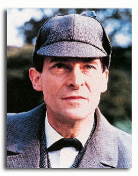 (SS374400) Jeremy Brett  The Adventures of Sherlock Holmes Movie Photo