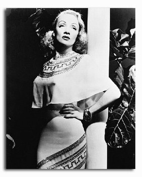 (SS2089087) Marlene Dietrich Movie Photo