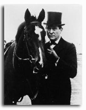 (SS2095223) Jeremy Brett  The Adventures of Sherlock Holmes Movie Photo