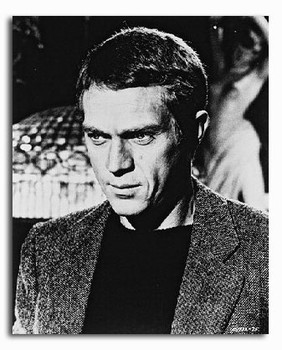 (SS2100527) Steve McQueen  The Cincinnati Kid Movie Photo