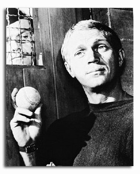 (SS2112136) Steve McQueen  The Great Escape Movie Photo