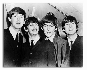 (SS2113176) The Beatles Music Photo