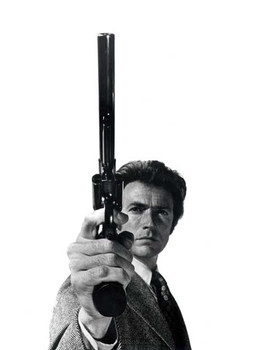 Clint Eastwood Dirty Harry Photo