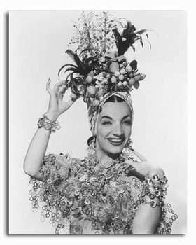 (SS2148094) Carmen Miranda Movie Photo