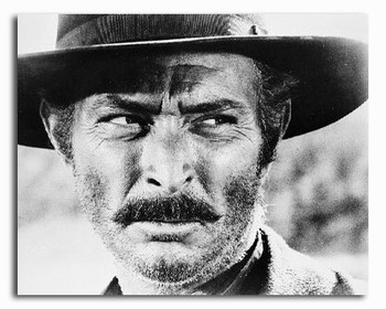 (SS2188927) Lee Van Cleef  The Good, The Bad and The Ugly Movie Photo