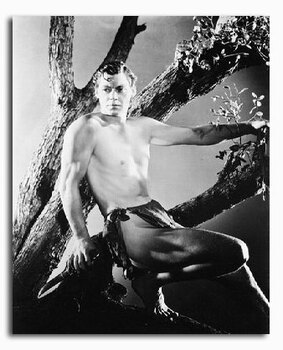 (SS2198950) Johnny Weissmuller  Tarzan and His Mate Movie Photo