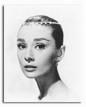 (SS2214004) Audrey Hepburn  Roman Holiday Movie Photo