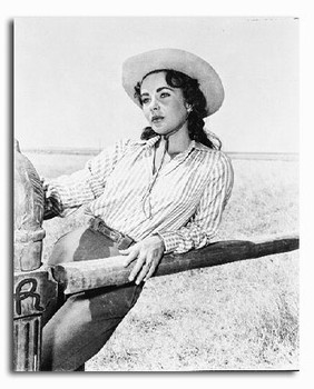 (SS2214381) Elizabeth Taylor  Giant Movie Photo