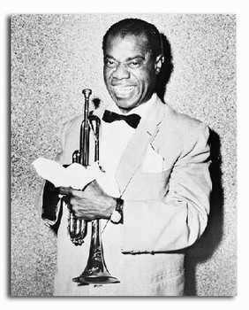 (SS2216019) Louis Armstrong Music Photo