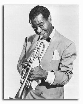 (SS2229409) Louis Armstrong Music Photo
