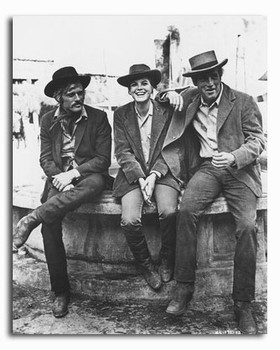 (SS2231333) Cast   Butch Cassidy and the Sundance Kid Movie Photo