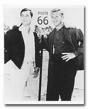 (SS2231944) Cast   Route 66 Television Photo