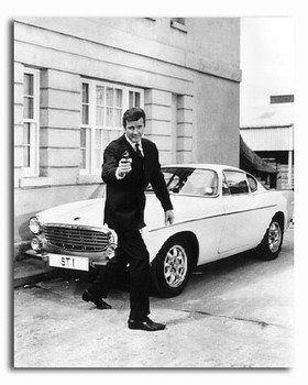 (SS2246101) Roger Moore  The Saint Movie Photo