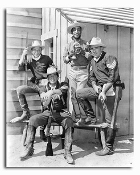 (SS2246959) Cast   Sergeants 3 Movie Photo