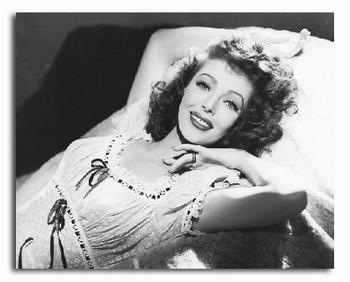 (SS2250040) Loretta Young Movie Photo