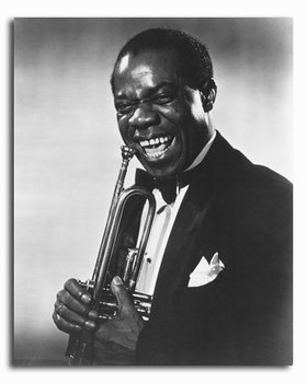 (SS2283294) Louis Armstrong Music Photo