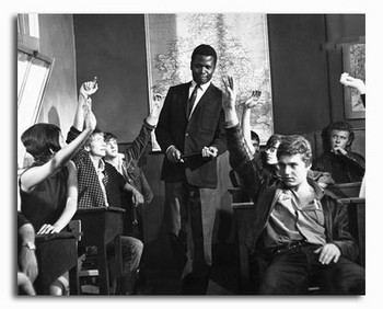 (SS2294227) Sidney Poitier  To Sir, with Love Movie Photo