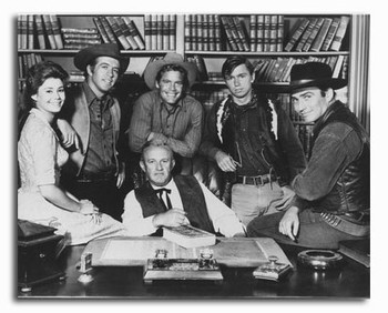 (SS2300350) Cast   The Virginian Movie Photo