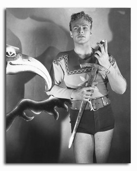 (SS2312492) Buster Crabbe  Flash Gordon Television Photo