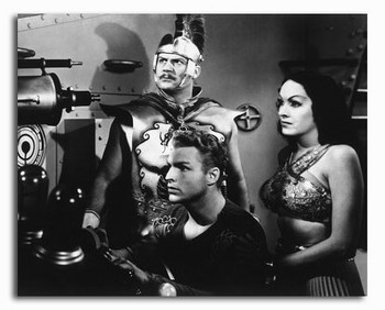 (SS2312570) Buster Crabbe  Flash Gordon Television Photo