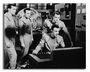 (SS2313233) Cast   Forbidden Planet Television Photo