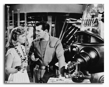 (SS2313285) Cast   Forbidden Planet Television Photo
