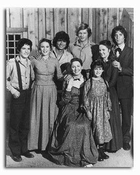(SS2322554) Cast   Little House on the Prairie Television Photo