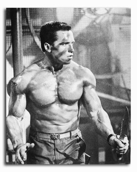 (SS2323451) Arnold Schwarzenegger  Commando Movie Photo
