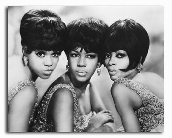 (SS2324127) The Supremes Music Photo