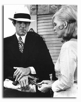 (SS2418598) Cast   Bonnie and Clyde Movie Photo