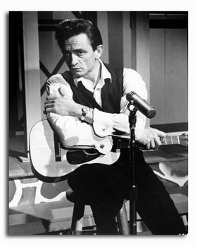 (SS2424422) Johnny Cash Music Photo