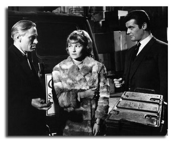 (SS2451826) Roger Moore  The Saint Movie Photo
