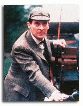 (SS2732522) Jeremy Brett  The Adventures of Sherlock Holmes Movie Photo