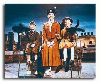 (SS2734654) Julie Andrews  Mary Poppins Movie Photo